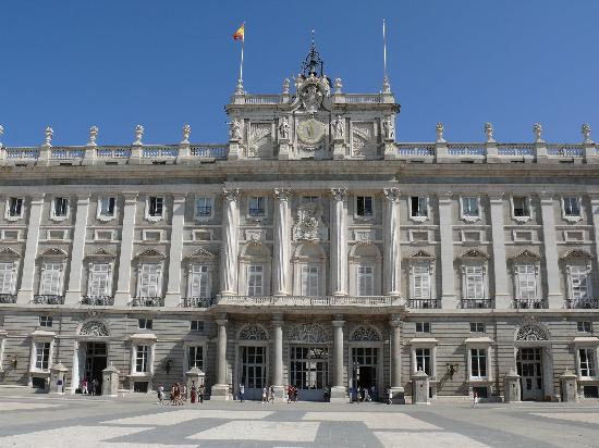 Esterno Hotel Picture Of Hotel Atlantico Madrid