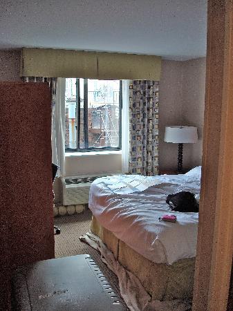 Holiday Inn NYC - Manhattan 6th Avenue - Chelsea: stanza