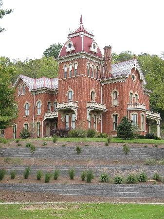 Schenck Mansion Bed & Breakfast Inn : Schenck Mansion