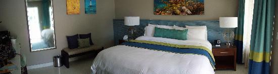 Orchid Key Inn: Our room