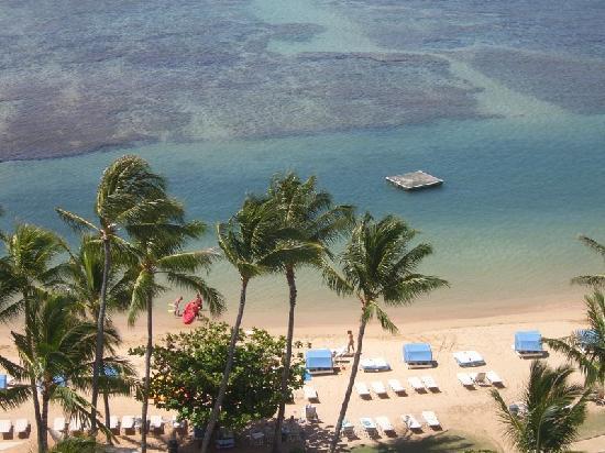 The Kahala Hotel Resort Beach
