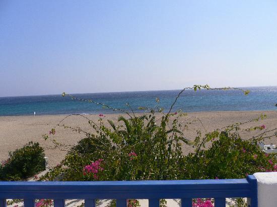 صن رايز هوتل: View from room Sunrise hotel