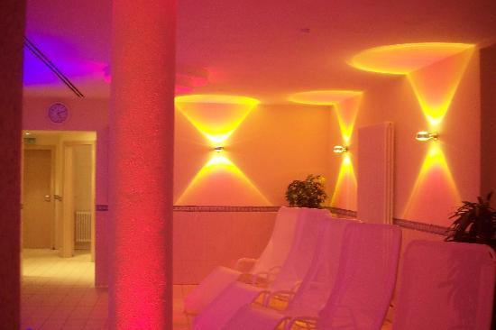 Hotel Sonnenblick: Stimmung in Vitaloase ist sehr entspannend