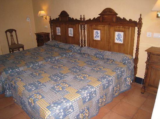 Hotel Sercotel Rosaleda de Don Pedro: habitación
