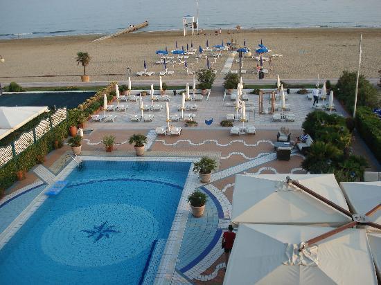 Park Hotel Brasilia: Terras Pool