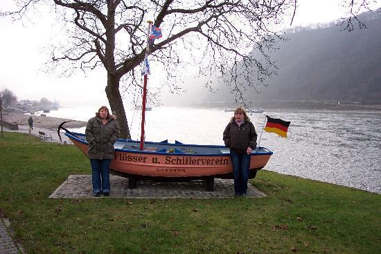 Kamp-Bornhofen, Germany: cheap cruise ship