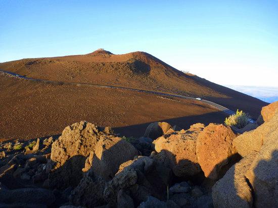 Cruiser Phil's Volcano Riders: Haleakala