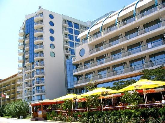 lti Berlin Golden Beach Hotel: Hotel
