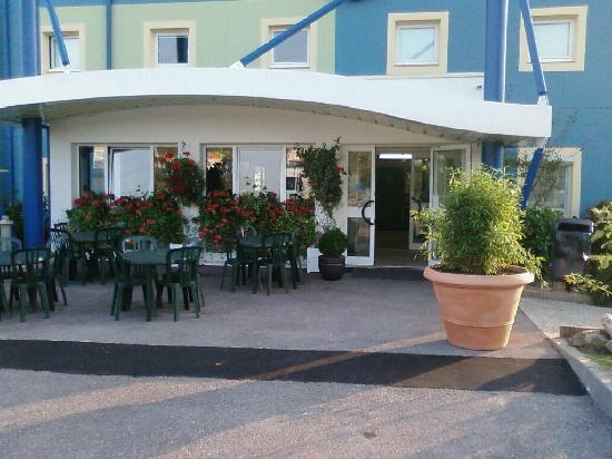 Mers Les Bains, France: hôtel