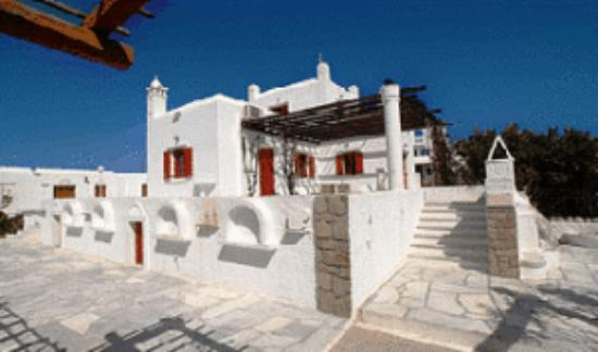 Villa Vasilis: Gli studios