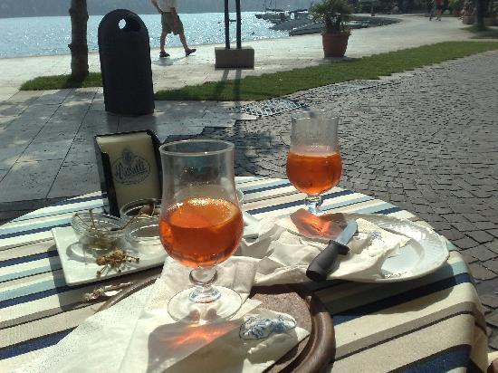 Salo, Italy: Aperol Spritz