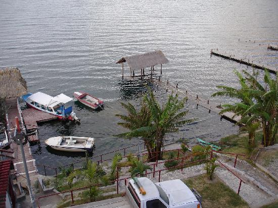 San Antonio Palopo, Guatemala: Lake View