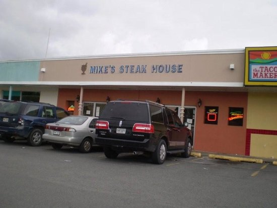 Mikes Steak House San German PR