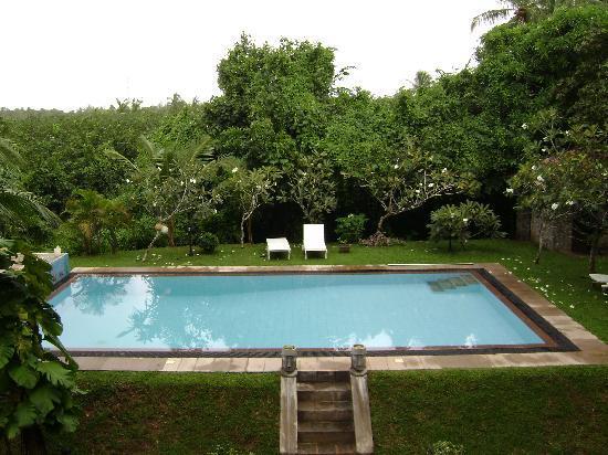 Shangri-Lanka Villa: swimming pool