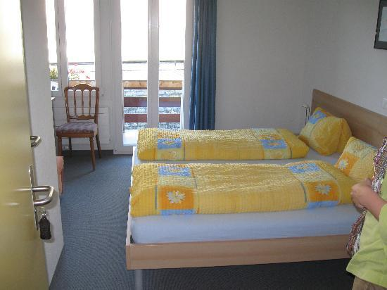 Eiger Guesthouse Room