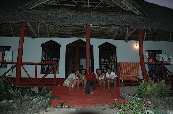 Sazani Beach Lodge: il family bungalow
