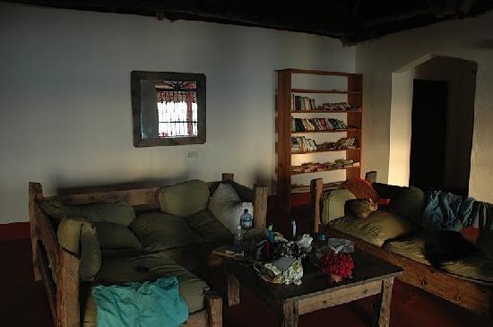 Sazani Beach Lodge: interno
