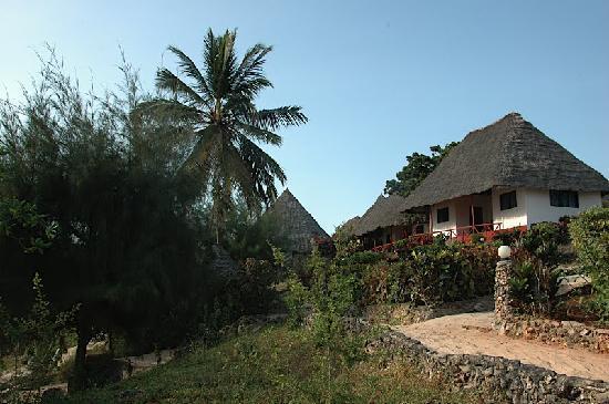Sazani Beach Lodge: casa dall'esterno