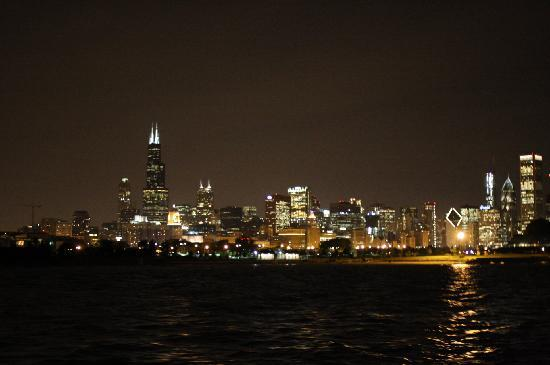 Chicago, IL: from the lake