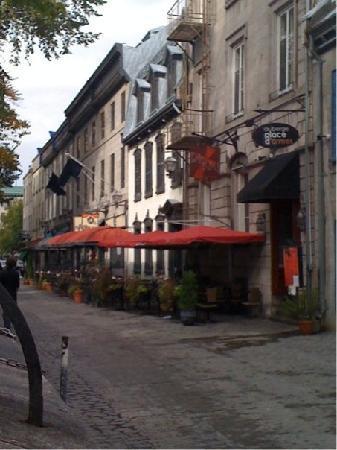 Auberge Place D'Armes: Exterior