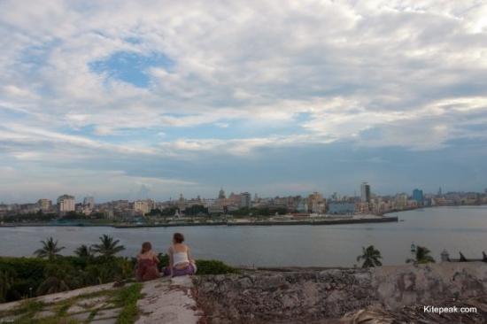Castillo de la Real Fuerza: Havana Harbor