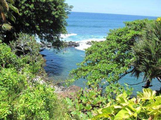 Saint-Gilles-Les-Bains, Reunion Adası: Bassin de Manapany