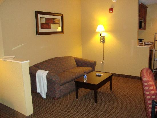 Quality Inn & Suites: another view...