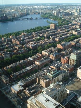 Prudential Center: Boston - inigualável!