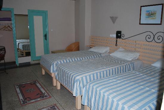 Royal Hotel : chambre