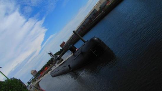 U-Boot Museum Hamburg: Ruska ponorka