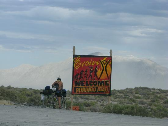 Black Rock City, Black Rock City, Nevada - Stunning mad