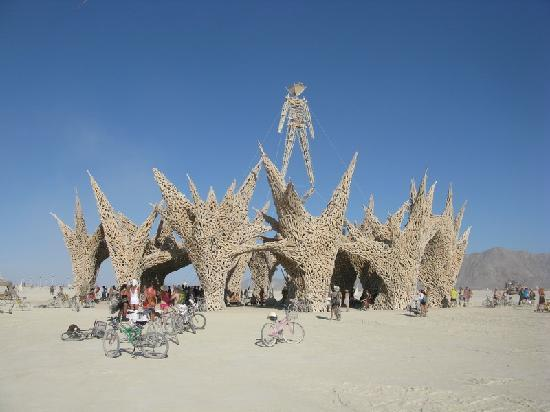 Black Rock City, NV: Burning Man