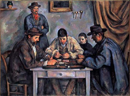 The Barnes Foundation: Just one of a fistful of great Cezannes