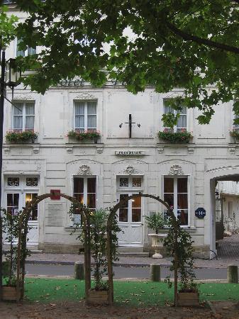 Hotel Le Plantagenet: Hôtel