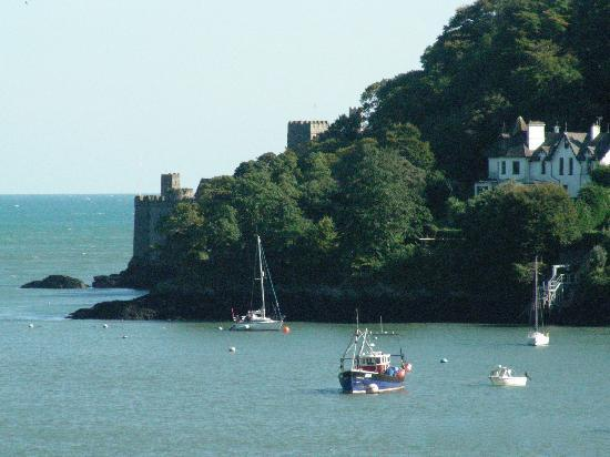 England, UK: Dartmouth Castle