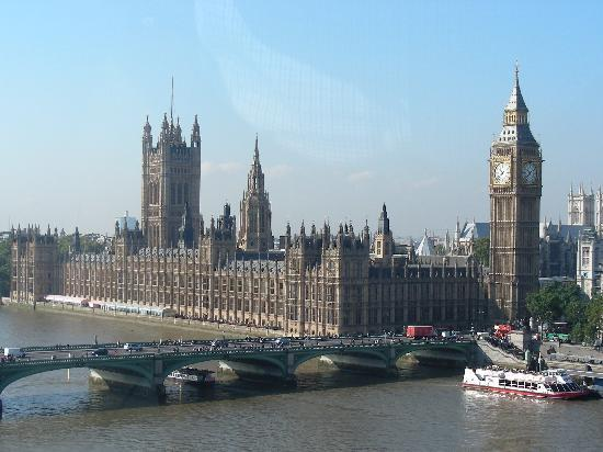 England, UK: Parliament & Big Ben