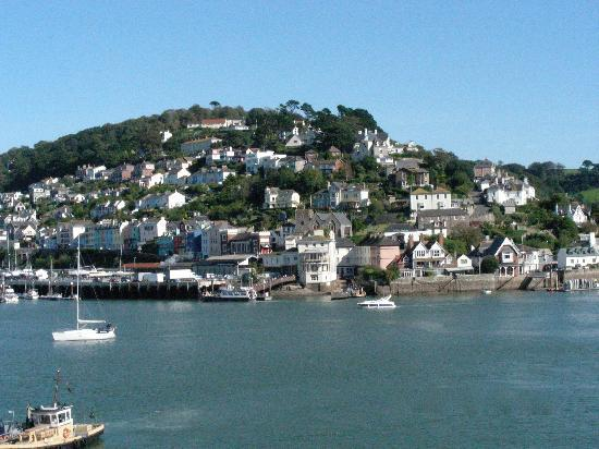 İngiltere, UK: Beautiful Dartmouth & Kingswear