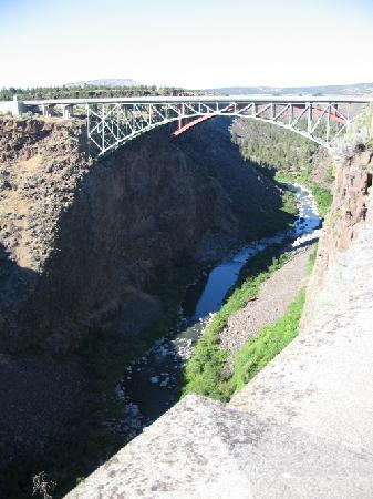 Prineville, Oregón: The Gorge