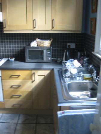 The Coach House: the updated kitchen
