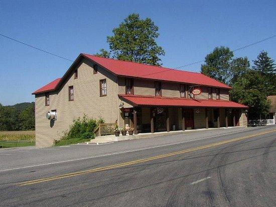 Meiserville Inn Mount Pleasant Mills Menu Prices