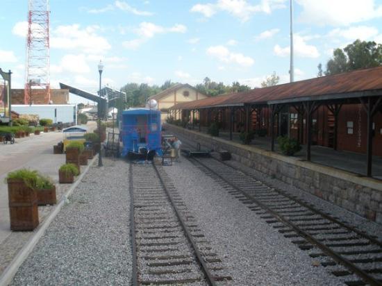 Antigua Estación de Tren en Aguascalientes