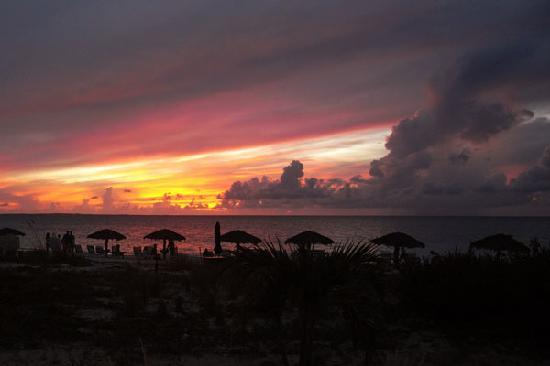 The Sands at Grace Bay: Sunset