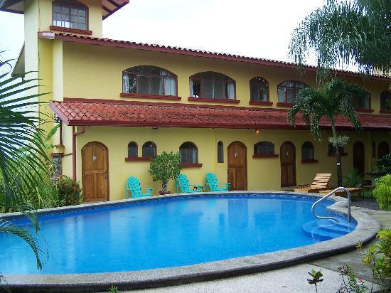 Aparthotel Vista Pacifico: AparHotel Pool
