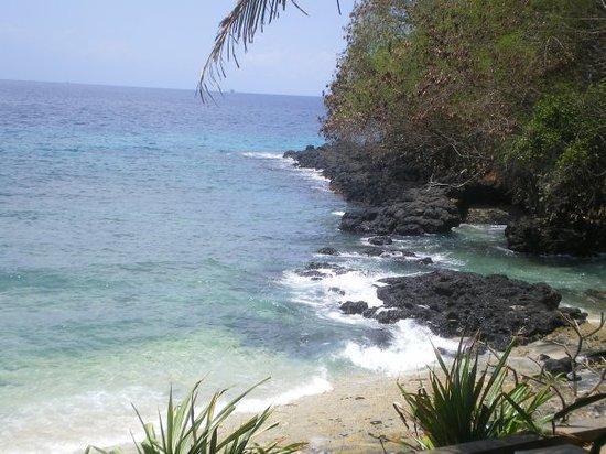 Manggis, Indonezja: Padang Bai
