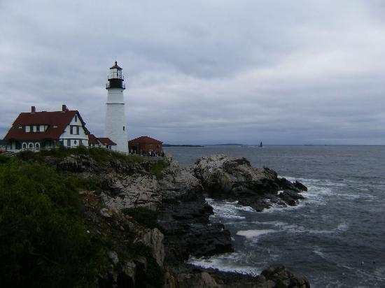 ‪‪Scarborough‬, ‪Maine‬: Portland Head Light‬
