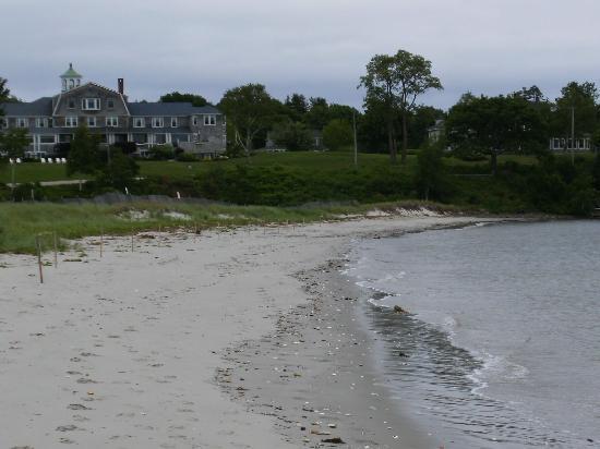 Black Point Inn: Saco Bay beach