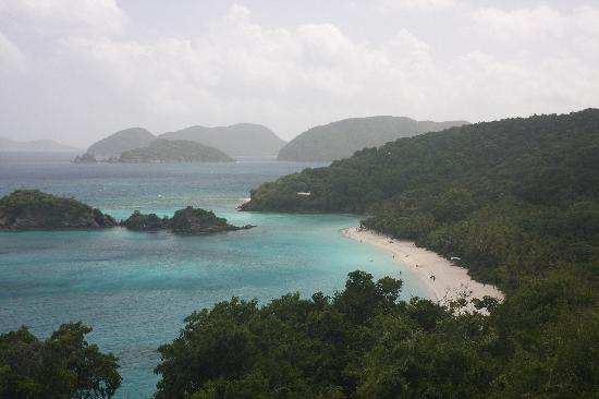 St. Thomas: Trunk Bay, St John's