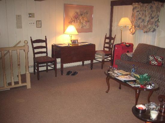 Lahaska, PA: Spacious parlor