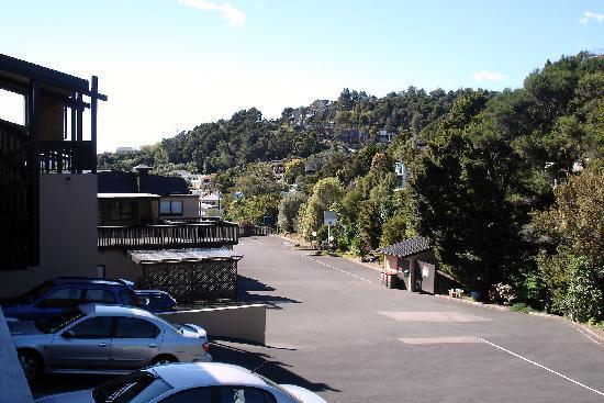 Tanoa Paihia Hotel: view