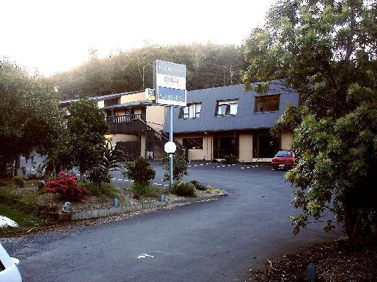 Tanoa Paihia Hotel: Hotel Paihia - Bay of Islands, New Zealand - September 2009